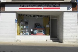 Magasin La fleche informatique